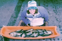 25. Crappie from Wisconsin
